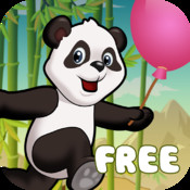 Jungle Panda`s Trip FREE - Addictive Endless Jumping Game
