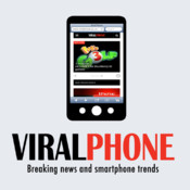 Viral Phone on tablet