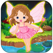 A Fairy Treasure Collection FREE - Pixie Sprite Jumping Game fairy