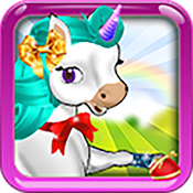 My Pet Horse - Friendship is Magic Dress Up Game