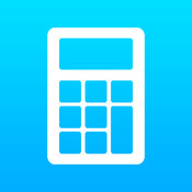 Basic Calc for iOS7 - Focusing on the most basic calculation system!