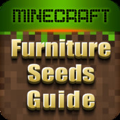Guidecraft-Seeds, Furniture Ideas Video and Crafting Guide Pro For Minecraft