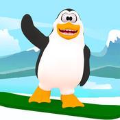 Penguin Snowboard Shredder Dash: Downhill Mountain Racing Pro