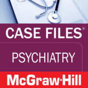 Case Files Psychiatry (LANGE Case Files) McGraw-Hill Medical erase files