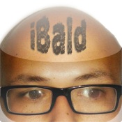 iBald Free - The Balding Photo Booth