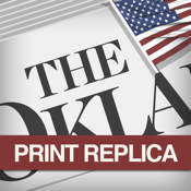 The Oklahoman Print Replica
