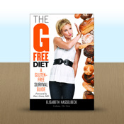 The G-Free Diet: A Gluten Free Survival Guide by Elisabeth Hasselbeck and Peter Green free virtuagirl 2