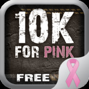 10K Trainer FREE - Run for PINK - Couch to 10K trainer