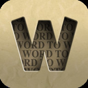 Word to Word - A fun and addictive free word association game recovery for word