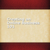 Creating an Online Business creating