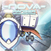 NOVA ranger space adventure