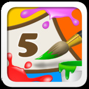 Kids Coloring and Math - Coloring book for kids
