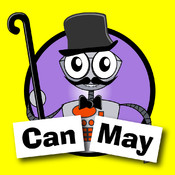 Carnival Grammar: Can and May carnival