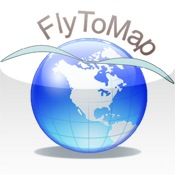 FlyToMap GPS - All in one (Park Marine Lake Travel maps)