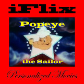 iFlix Movie: Popeye Animated Collection
