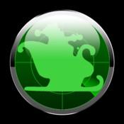 A Christmas Santa Tracker App for iPhone
