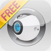 FREE WebCam and IP Camera Viewer on iPAD and Web Browser