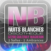 Nuits Blanches discotheque.