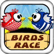 Birds Race ( Angry Doodle Bird Racing And Shooting Game - by Fun Free Kids Games )