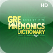 GRE Mnemonics Pictionary HD words