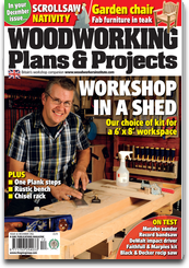 Woodworking Plans & Projects Magazine