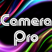 Camera Pro. Turn your camera to fast camera plus self timer camera