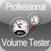 Professional Volume Tester