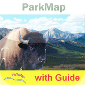 Sequoia - Kings National Park - GPS Map Navigator