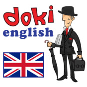 Learn Basic English with Doki for iPhone