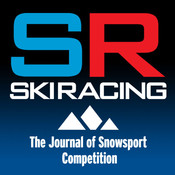 Ski Racing magazine for iPad ana maria braga
