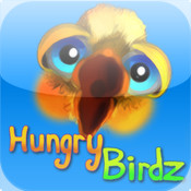 Hungry Birdz - Frantic Finger Tapping Fun!