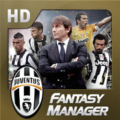 Juventus Fantasy Manager 2013 HD manager players skills