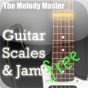 Guitar Scales & Jam Free - Learn to Solo