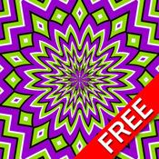 Eye Illusions and Tricks Free