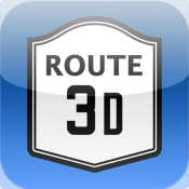 Route3D Yosemite to Whitney yosemite sam