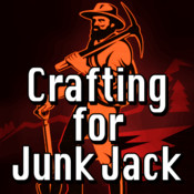 Crafting Guide for Junk Jack
