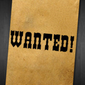 Wanted! - A Whip Cracking Wanted Poster Creator smashy wanted