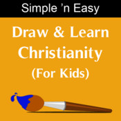 Draw and Learn Christianity (For Kids) by WAGmob