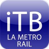 iTransitBuddy - LA Metro Rail Lite