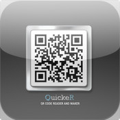 QuickeR QR Code Maker and Reader