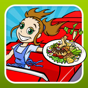 Cooking Dash: Thrills and Spills FREE teenage room theme