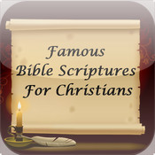 Famous Bible Scriptures For Christians