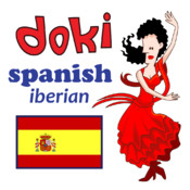 Learn Basic Spanish with Doki for iPhone