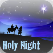 Advent Holy Night - Christmas StereoViewer & SnowGlobe