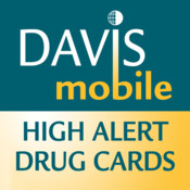 Davis Mobile High Alert Drug Flash Cards for iPad
