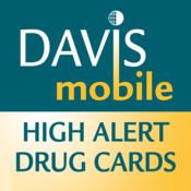 Davis Mobile High Alert Drug Flash Cards