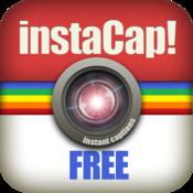 instaCap Free - Instant funny photo captions for Instagram & Facebook photos
