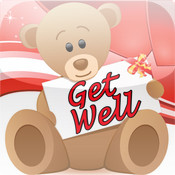 Get Well Cards. Send get well soon greetings card and custom get well ecards!