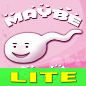 Maybe Baby 2011 Lite (Fertility, Period & Ovulation Tracker, Pregnancy & Gender Prediction)