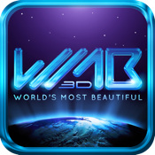 WMB 3D: World`s Most Beautiful for iPhone